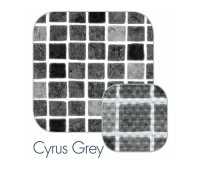 Пленка для бассейна CGT P4000 Cyrus Grey мозаика (ширина 1,65 м)