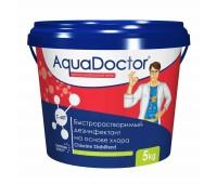 AquaDoctor хлор-шок C-60Т 5 кг в таблетках