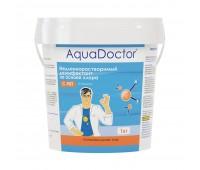 AquaDoctor хлор длительного действия C-90Т 1 кг в таблетках по 200 г