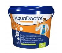 AquaDoctor хлор длительного действия C-90Т 5 кг в таблетках по 200 г