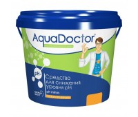 AquaDoctor pH-минус гранулы 1 кг