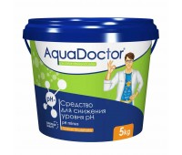 AquaDoctor pH-минус гранулы 5 кг