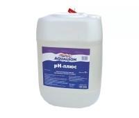 Aqualeon жидкий pH плюс для бассейна 35 кг