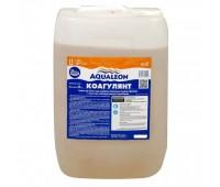 Aqualeon коагулянт жидкий для бассейна 35 кг