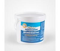 Дезинфектор Aqualeon МСХ КД 3 кг (табл. 200 г)