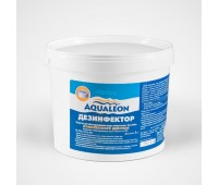Дезинфектор Aqualeon МСХ КД 5 кг (табл. 200 г)