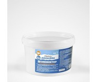 Дезинфектор Aqualeon МСХ КД 1,5 кг (табл. 20 г)