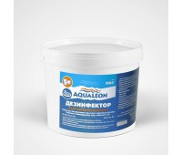 Дезинфектор Aqualeon МСХ КД 4 кг (табл. 20 г)