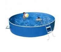 Каркасный бассейн круглый Azuro 240 (2,4х0,9 м)