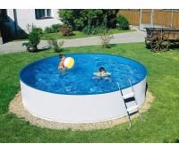 Каркасный бассейн круглый Azuro 460 (4,6х0,9 м)