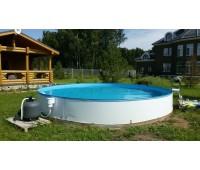 Бассейн круглый Watermann Summer Fun (2,0х0,9 м)