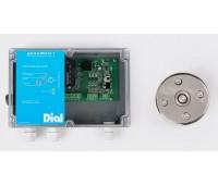 Xenozone-Dial: Управление водными аттракционами. Пьезо