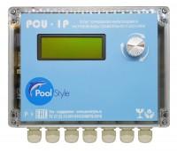 Пульт автоматического управления фильтрацией и нагревом воды PoolStyle PCU-1P