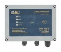 Блок контроля уровня воды в скиммерном бассейне АКОН AQUACONTROL М50