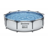 Каркасный бассейн Bestway Steel Pro Max 305х76см