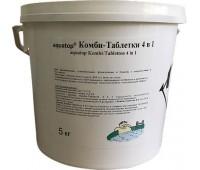 Aquatop Комби-Таблетки (4 в 1) 40 кг