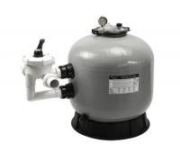 Фильтр песочный Emaux S1000 (Opus) (40 м³/час) бок. подкл.