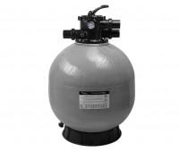 Фильтр песочный Emaux V350 (Opus) (4 м³/час) верх. подкл.