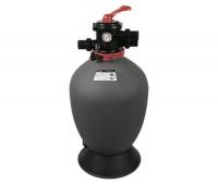 Фильтр песочный Aquaviva T600 Volumetric (14.6 м³/час) верх. подкл.
